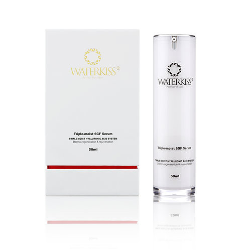 WATERKISS - 水潤細胞修復系列 Triple-moist 6GF Serum (50ml)