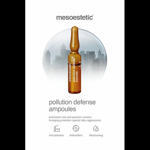 mesoestetic - pollution defense ampoules 龍血樹抗氧精華