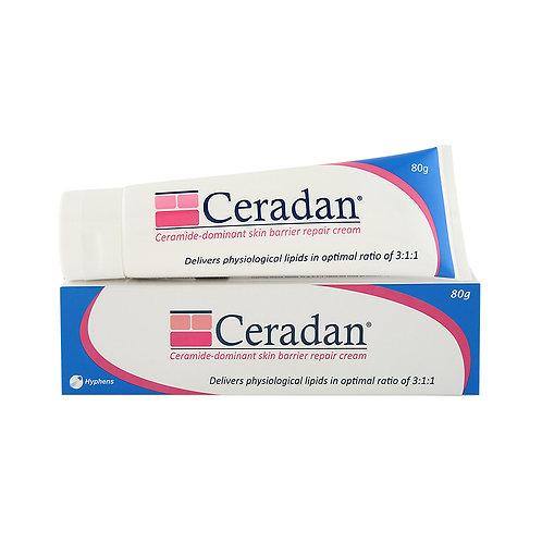 Ceradan® Ceramide-dominant skin barrier repair cream 治療潤膚霜 (不含類固醇) (80g)
