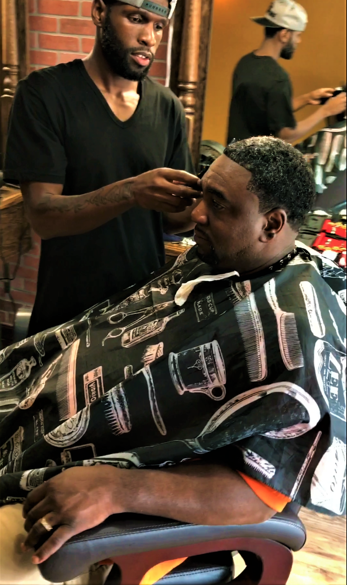 Jay the Barber