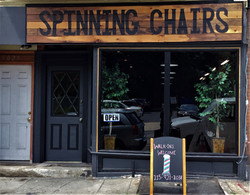Spinning Chairs
