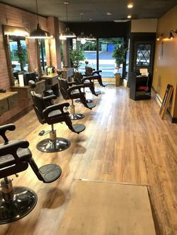 The Barber's Studio