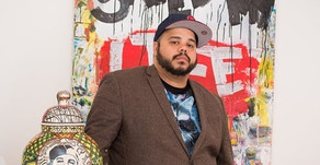 Featured Artist of the Month: Roberto Lugo