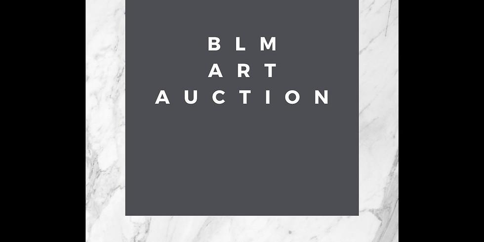 BLM Art Auction