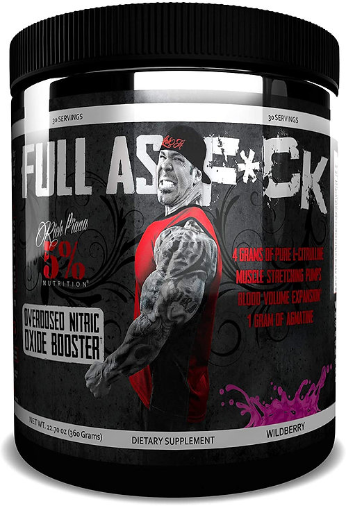 Full As F*ck by 5% Nutrition
