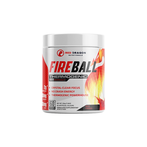 Fireball by Red Dragon Nutritionals