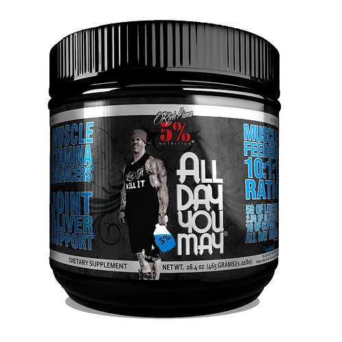 All Day You May by 5% Nutrition