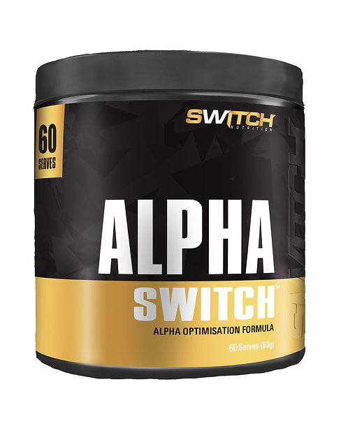Alpha Switch by Switch Nutritional