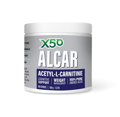 ALCAR by X50