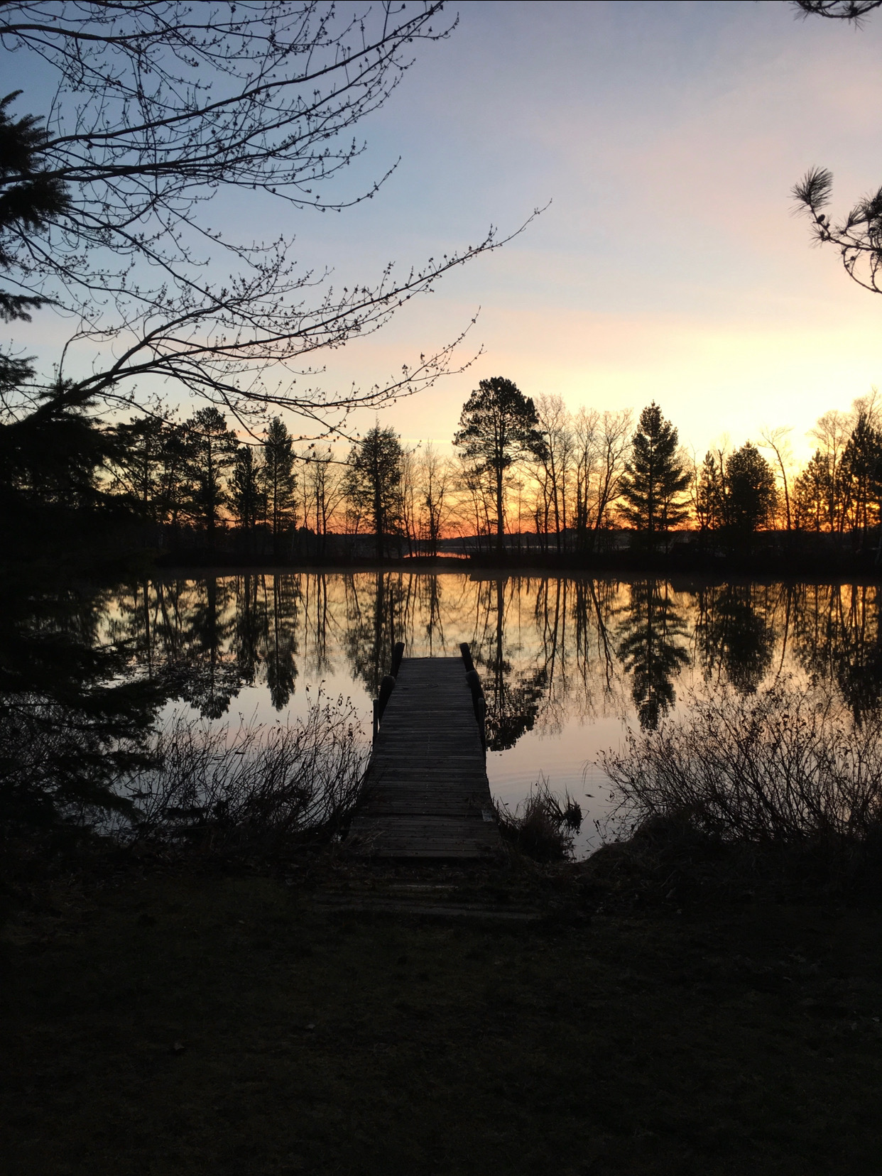 Sunrise on the Lanai