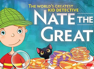 Nate the Great Logo