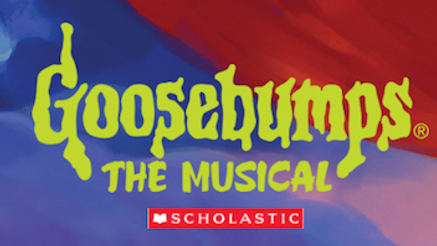 Goosebumps: The Musical Logo
