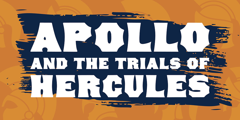 New Play Reading: Apollo and the Trials of Hercules