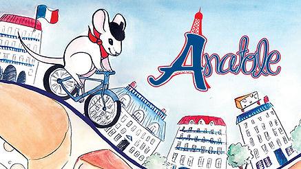 Anatole Logo