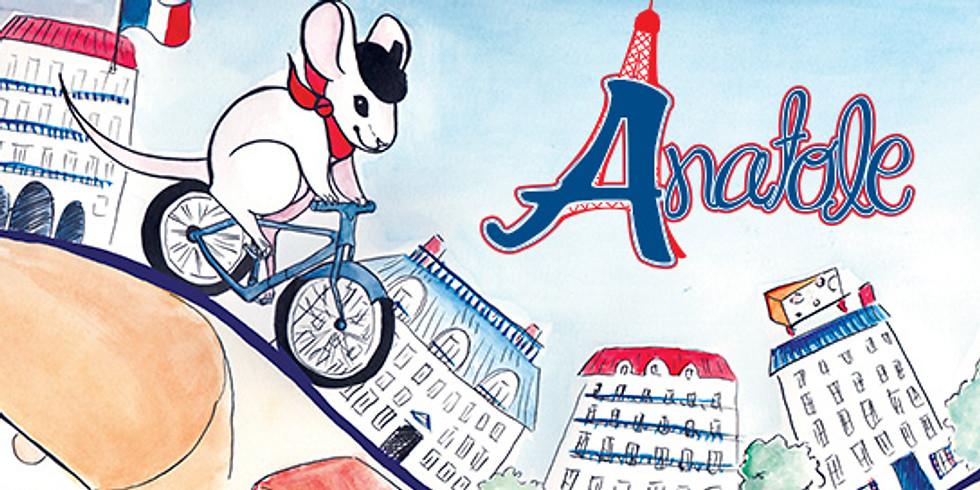 Anatole: Mouse Magnifique