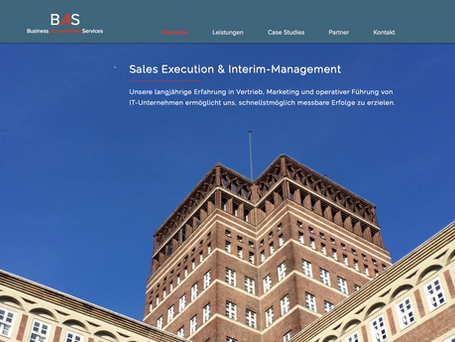 Business Acceleration Services