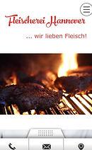 www.iWeb-design.de Webdesign & Marketing  Fleischerei Hannover