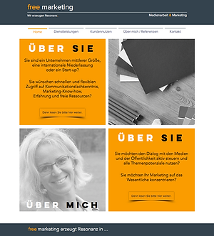 www.iWeb-design.de Webdesign & Marketing  Ulrike Wanner