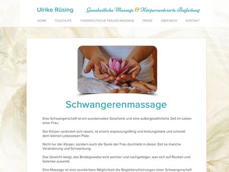 Ulrike Rüsing Ganzheitliche Massage