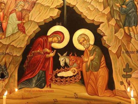 SPIRITUAL COMMUNION FOR CHRISTMAS DAY