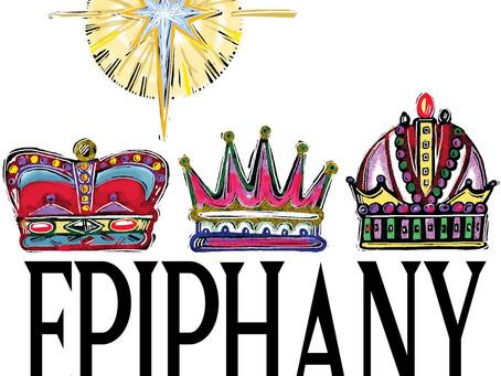 The Epiphany – Spiritual Communion