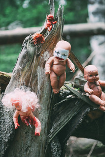 Куклы для квеста