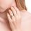 Thumbnail: Anel Coração Diamante