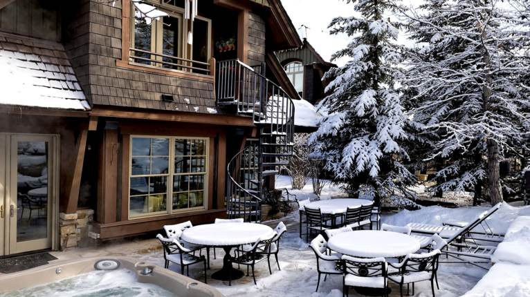 An Aspen ski home available for rent through THIRDHOME.