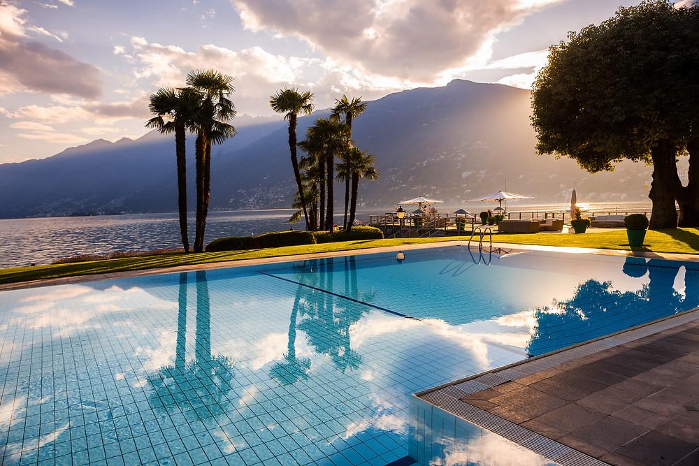 Hotel Eden Roc pool