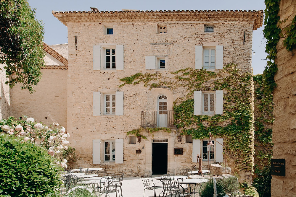 Crillon Le Brave Hôtel France Provence
