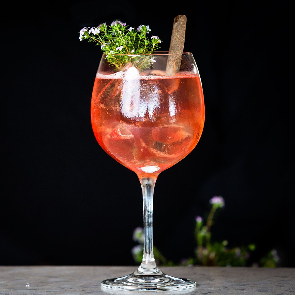 Mocktail, Cocktail, Drink, Ellerman House