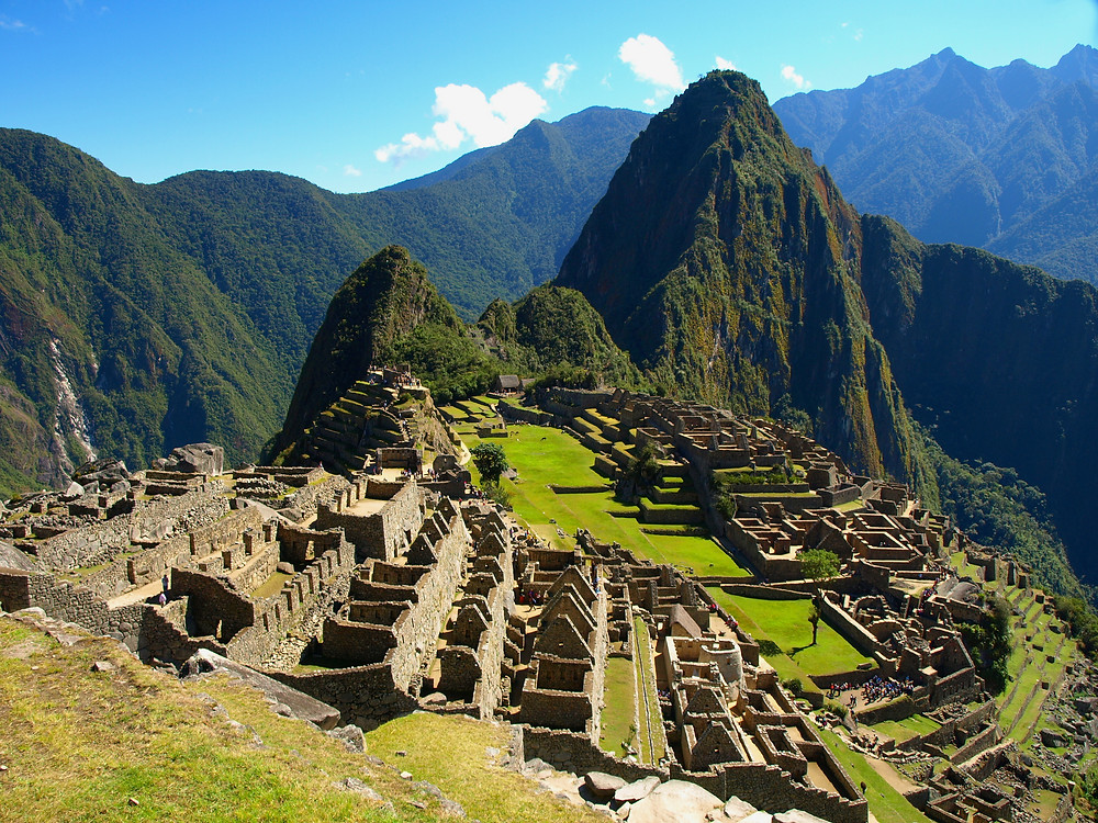 The Mountain Top of Machu Pichu with Quasar Expeditions