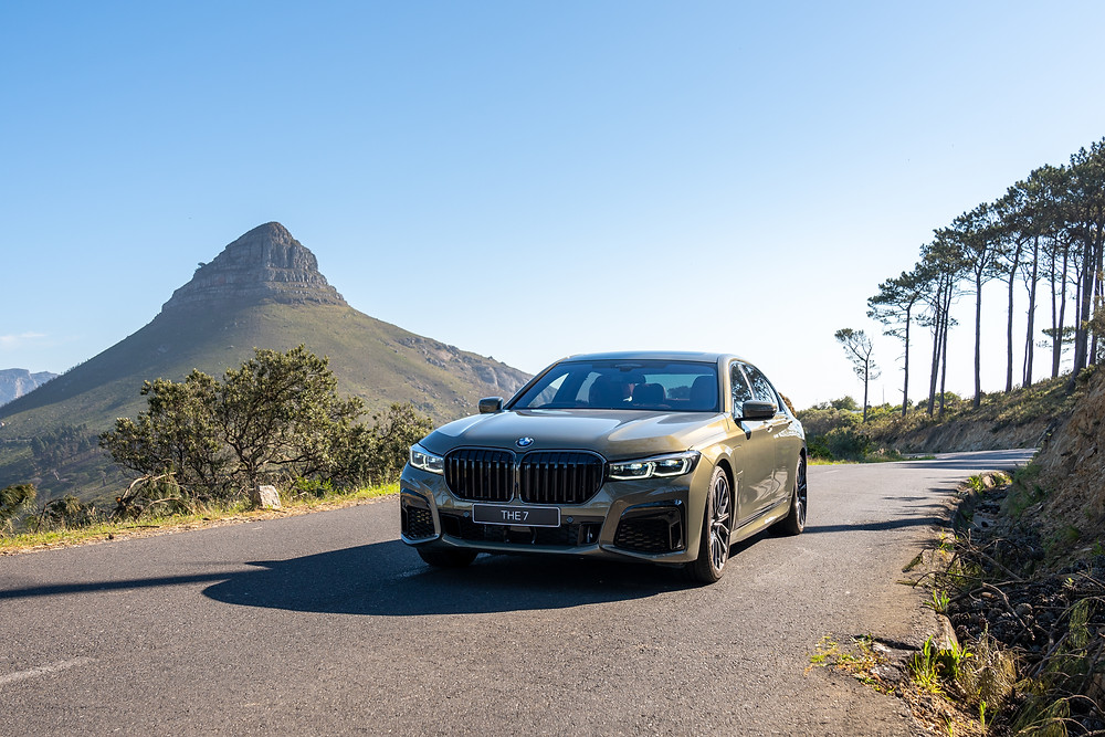 A bespoke BMW created for Ellerman House in Capetown, South Africa