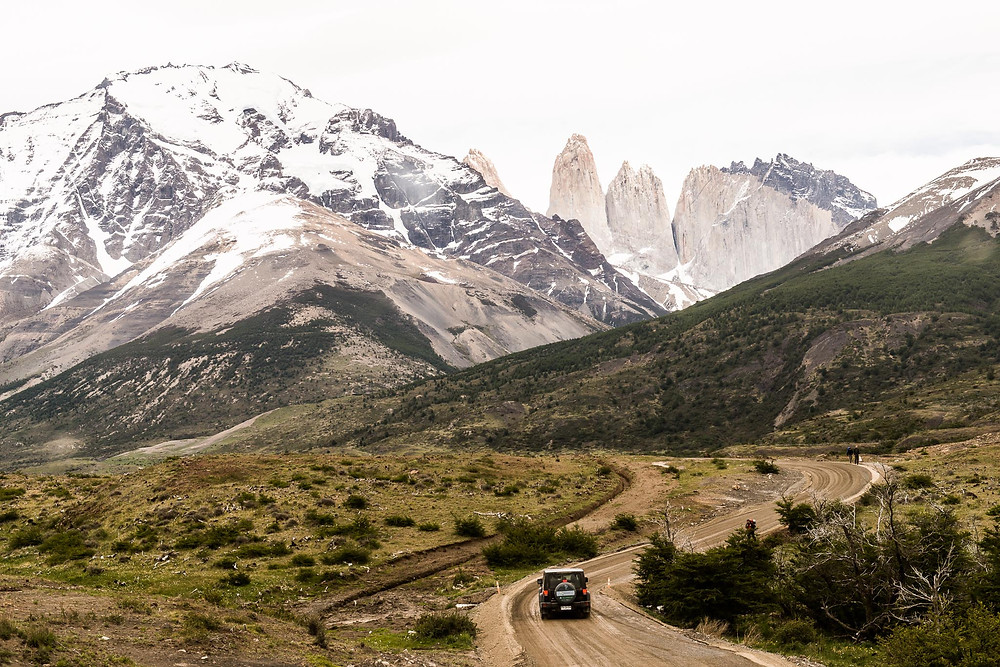 Jeep Safaris with Quasar Expeditions