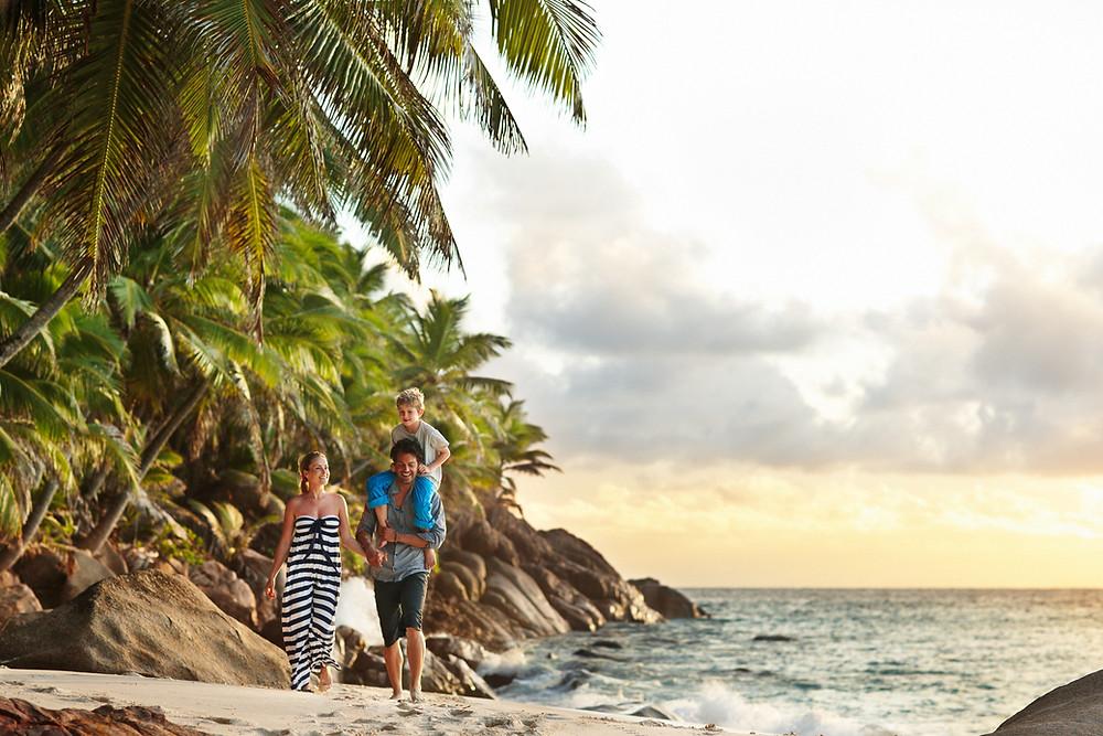 Fregate Island family adventures