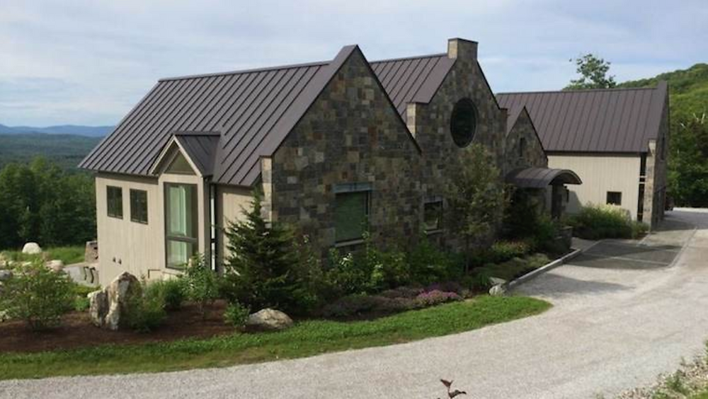 A home available for rent in Vermont through luxury travel and property club, THIRDHOME.
