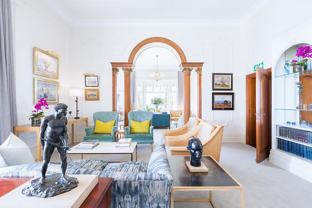 A suite at Elllerman House