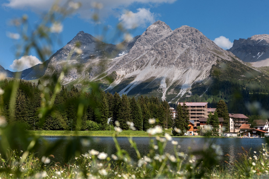 Valsana Hotel landscape