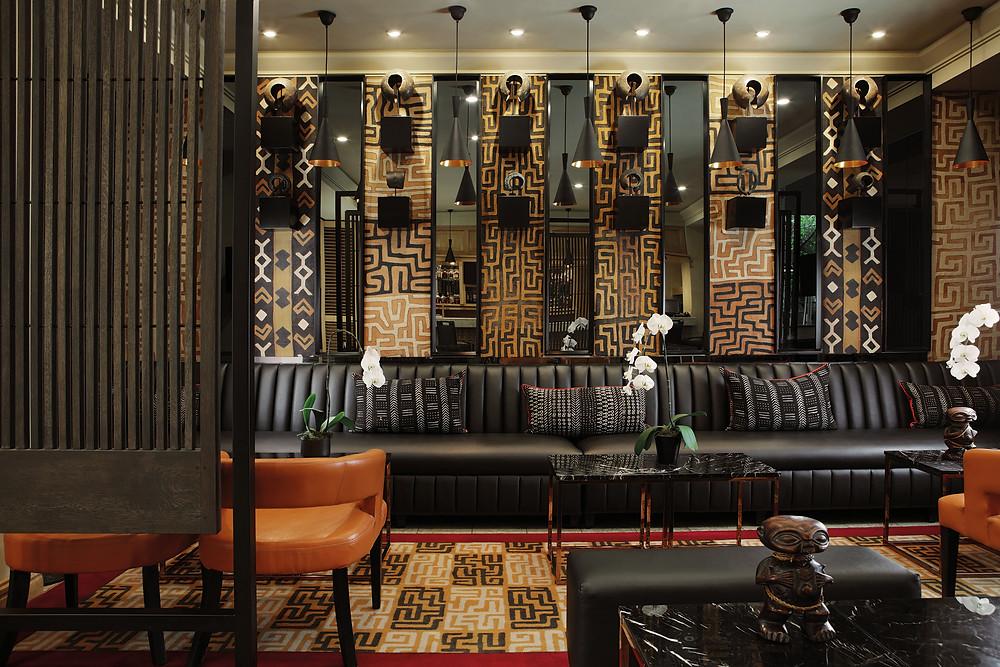 The Olive Bar at The Saxon Hotel, Villas & Spa.