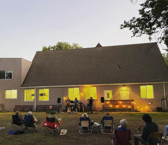 Community Outdoor Concert