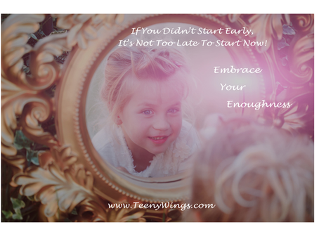 Embrace Your Enoughness  - The Power of Your Mindset