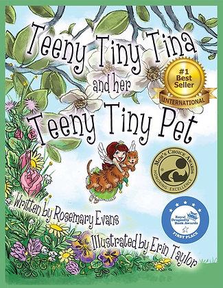 Teeny Tiny Tina and her Teeny Tiny Pet