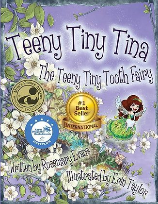 Teeny Tiny Tina the Teeny Tiny Tooth Fairy