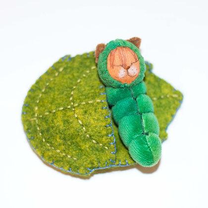Kat Toy in Leaf