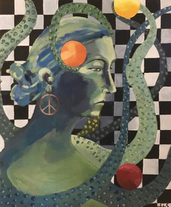 Peace Octopus
