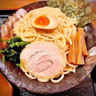 つけ麺の麺
