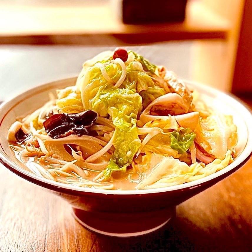 竹本チャンポン 醤油