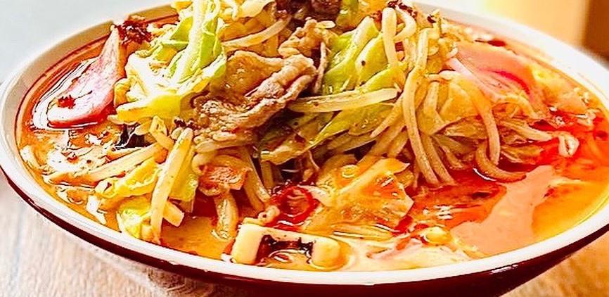 竹本チャンポン 辛