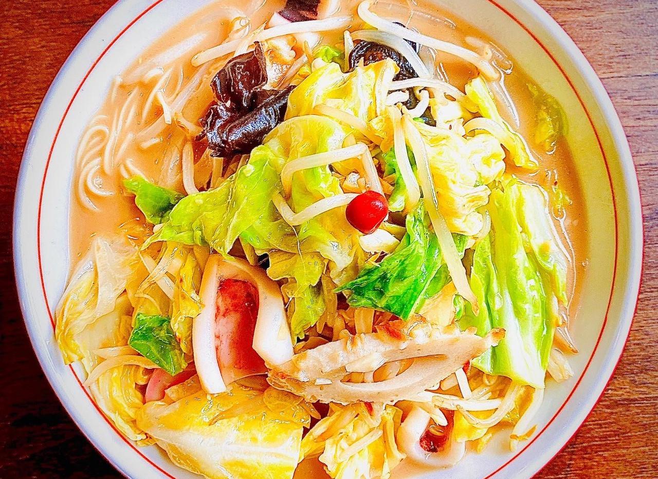 竹本チャンポン 醤油2