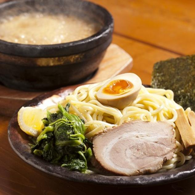 魚介豚骨つけ麺